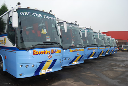 Gee Vee Travel Coaches